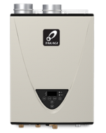 Takagi TK-540P-NIH Condensing Natural Gas Indoor Tankless Water Heater W/Built In Recirc Pump