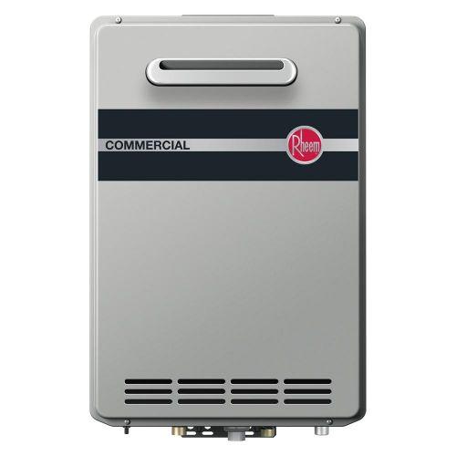 Rheem RTGH-C95XLP Outdoor Propane Condensing Tankless Water Heater