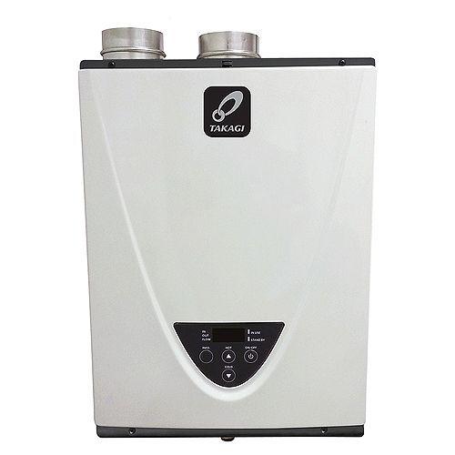 Takagi T-H3S-DV-P Indoor Condensing Ultra-Low NOx Tankless Water Heater (Propane)