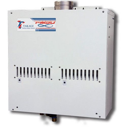T-M50-NG-ASME Takagi Tankless Water Heater (Natural Gas)
