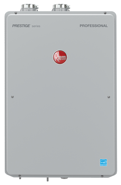 Rheem RTGH-90DVLN-2 HE Indoor Direct Vent Natural Gas Tankless Water Heater