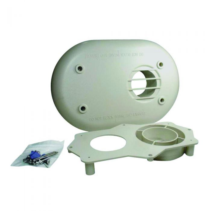 SP20286 Horizontal Vent Termination for 3-Inch PVC