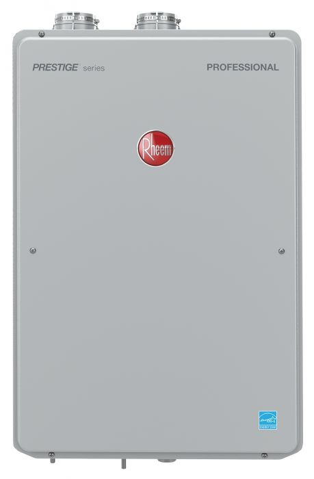 Rheem RTGH-95DVLN-2 Natural Gas Condensing Tankless Water Heater