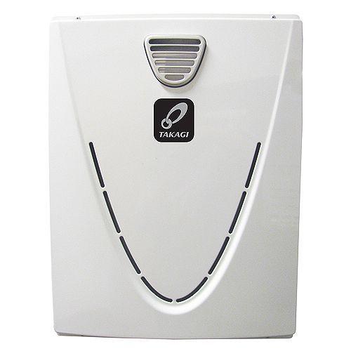 Takagi T-H3J-OS-P Outdoor Condensing Ultra-Low NOx Tankless Water Heater (Propane)
