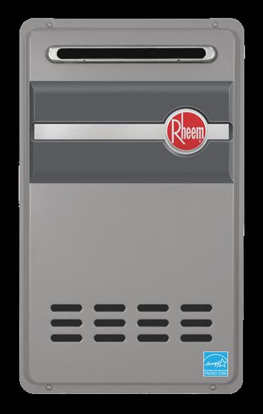 Rheem RTG-95XLP-1 Outdoor Propane Tankless Water Heater