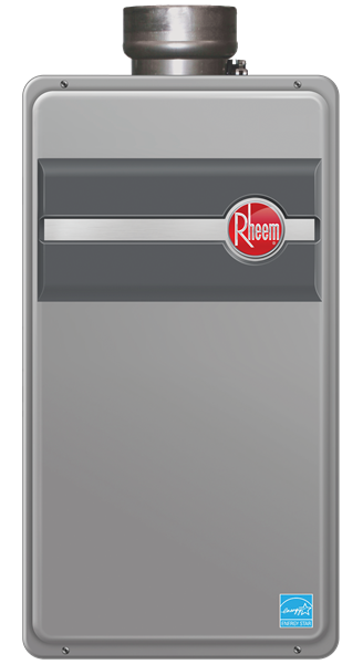 Rheem RTG-95DVLN-1 Indoor Direct Vent Natural Gas Tankless Water Heater