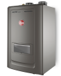 Rheem RCBH180DVLN Indoor Natural Gas Wall Hung Combi Tankless Water Heater Boiler